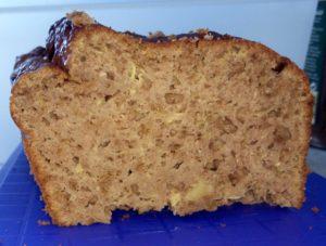 Leckeres Zucchini Brot als gesündere Alternative zu Kuchen